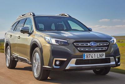 Subaru Outback (2021)   Primeras impresiones - Foto