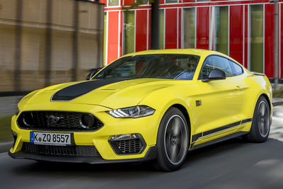Ford Mustang Mach 1 (2021) - Foto