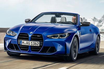 BMW M4 Competition xDrive Cabrio - Foto