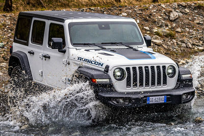 Jeep Wrangler 4xe (2021) | Primeras impresiones - Foto