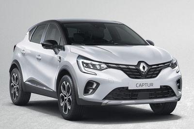 Renault Captur E-TECH Híbrido (2021) - Foto