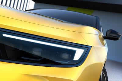 Opel Astra (2022) - Foto