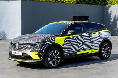 Renault Megane E-TECH Electric (2022) - Foto