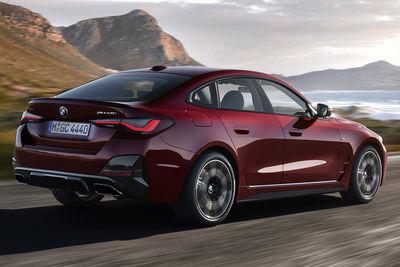 BMW Serie 4 Gran Coupé (2022) - Foto