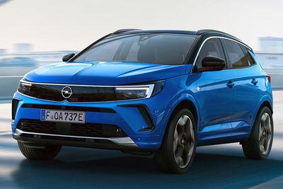 Opel Grandland (2022)   Precios - Foto