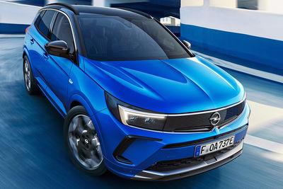 Opel Grandland (2022) - Foto