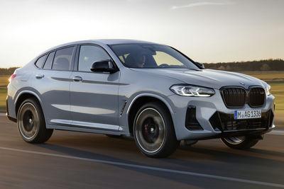 BMW X4 (2022) | Precios - Foto