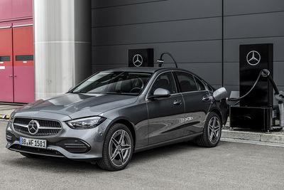 Mercedes-Benz Clase C PHEV (2022) - Foto