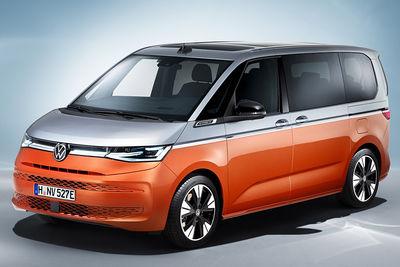 Volkswagen T7 (2022) - Foto