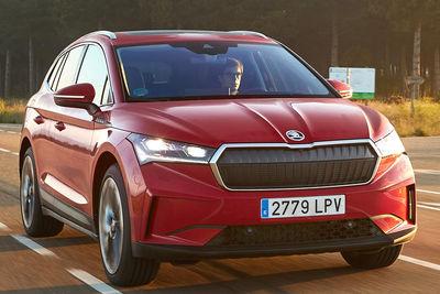 Škoda Enyaq iV (2021) | Primeras impresiones - Foto