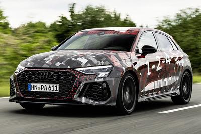 Audi RS3 (2022) - Foto