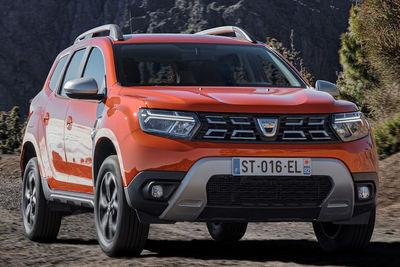 Dacia Duster (2022) | Precios - Foto