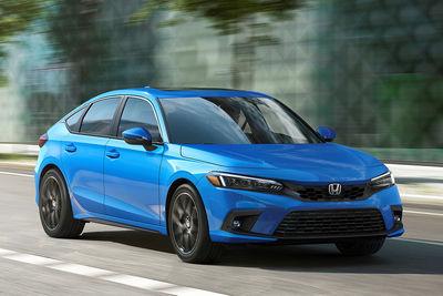 Honda Civic (2023) - Foto