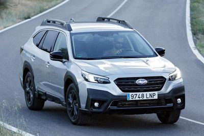 Subaru Outback 2.5i Lineartronic   Prueba - Foto