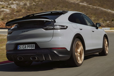 Porsche Cayenne Turbo GT (2022) - Foto