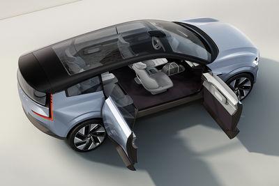Volvo Concept Recharge (prototipo) - Foto