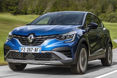 Renault Captur E-TECH Híbrido (2021) | Primeras impresiones - Foto