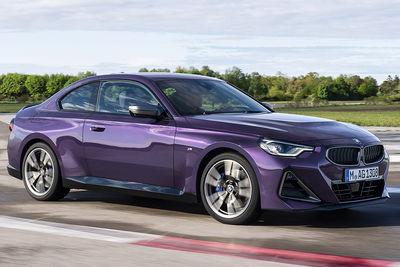 BMW Serie 2 Coupé (2022) - Foto