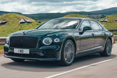 Bentley Flying Spur Hybrid (2021) - Foto
