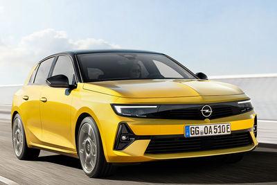 Opel Astra (2022) | Precio - Foto