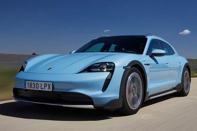 Porsche Taycan Cross Turismo (2021) | Primeras impresiones - Foto