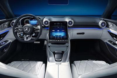 Mercedes-AMG SL (2022) - Foto