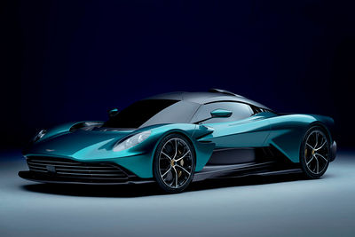 Aston Martin Valhalla (2024) - Foto