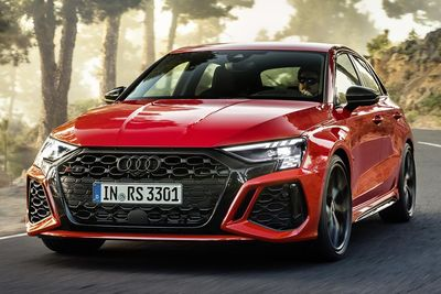 Audi RS 3 (2022) | Información y precios - Foto