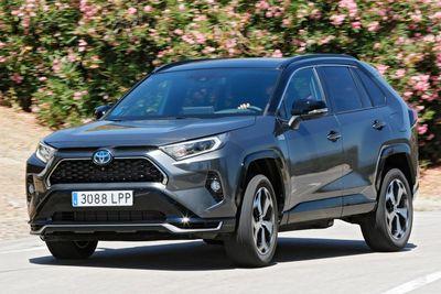 Toyota RAV4 Plug-in Hybrid | Prueba - Foto