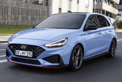 Hyundai i30 N y N Performance (2021)   Precios - Foto