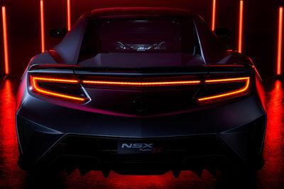 Honda NSX Type S (2022) - Foto