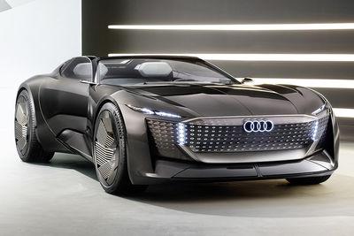 Audi skysphere (prototipo) - Foto