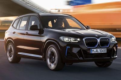 BMW iX3 (2022)   Precios - Foto