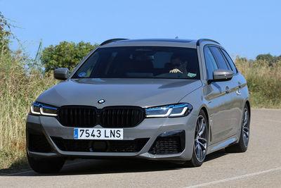 BMW 530e xDrive Touring | Prueba - Foto