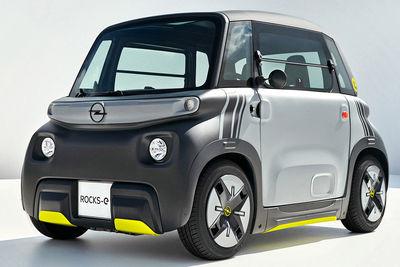 Opel Rocks-e (2022) - Foto