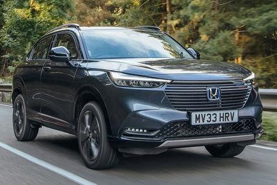 Honda HR-V (2022) | Precios - Foto