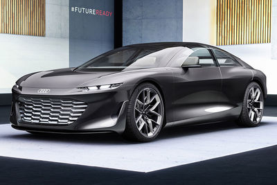 Audi Grandsphere Concept - Foto