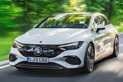 Mercedes-Benz EQE (2022) - Foto