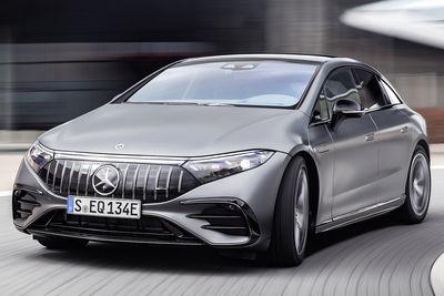 Mercedes-AMG EQS 53 4MATIC+ (2022) - Foto