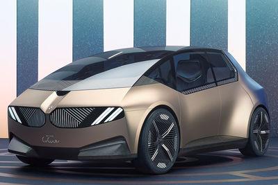 BMW i Vision Circular (prototipo) - Foto