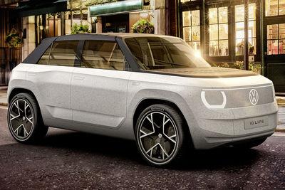 Volkswagen ID. LIFE (prototipo) - Foto