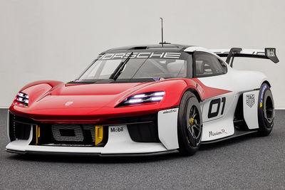 Porsche Mission R Concept (prototipo) - Foto
