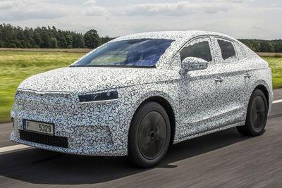 Škoda Enyaq Coupé iV (2022) - Foto
