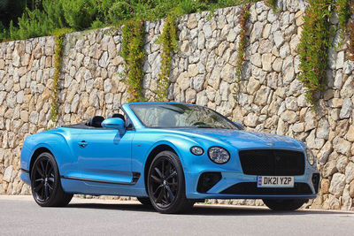 Bentley Continental GT Convertible V8 | Primeras impresiones - Foto