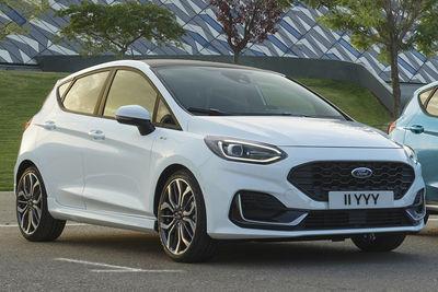 Ford Fiesta (2022) - Foto