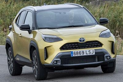Toyota Yaris Cross (2021) | Primeras impresiones - Foto