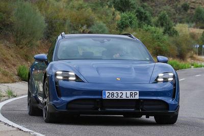 Porsche Taycan Turbo S Cross Turismo | Prueba - Foto