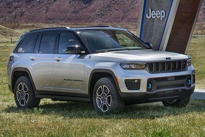 Jeep Grand Cherokee (2022) - Foto