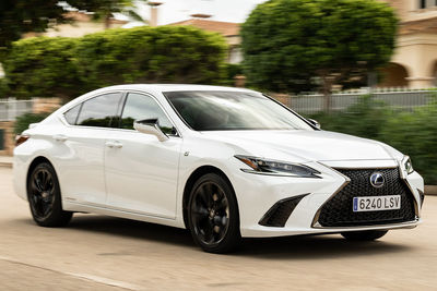 Lexus ES (2022) | Primeras impresiones - Foto