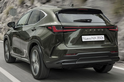 Lexus NX (2022) | Primeras impresiones - Foto